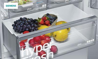 Siemens Kühlschrank Extraklasse : Siemens bietet lebensmittellagerung mit kühl und gefriergeräten